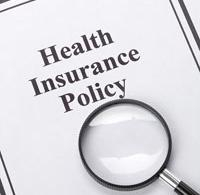 Health Insurance report cover